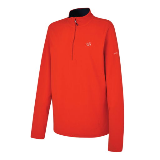 Dare 2b Men's Freethink Fleece – Fiery Red