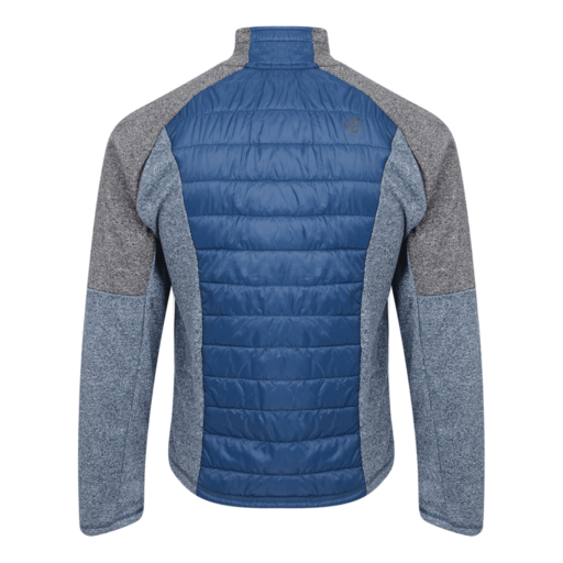 Dare 2b Men's Sparked Sweater – Admiral Blue / Charcoal Grey Marl