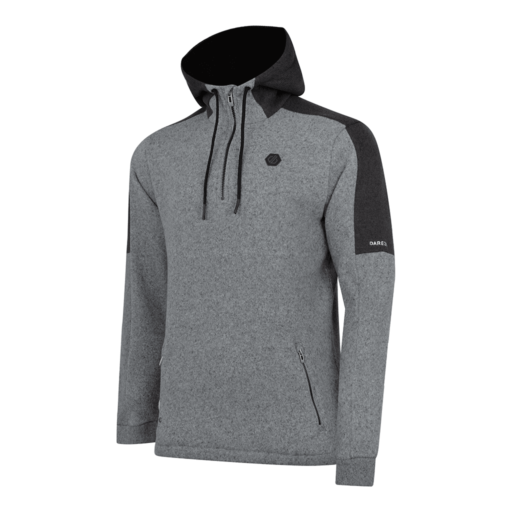 Dare 2b Men's Comply Sweater – Ash Grey Marl / Charcoal Grey Marl