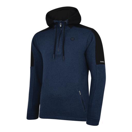 Dare 2b Men's Comply Sweater – Admiral Blue Marl / Black