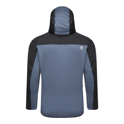 Dare 2b Men's Paramount Softshell Jacket – Meteor Grey Marl / Black