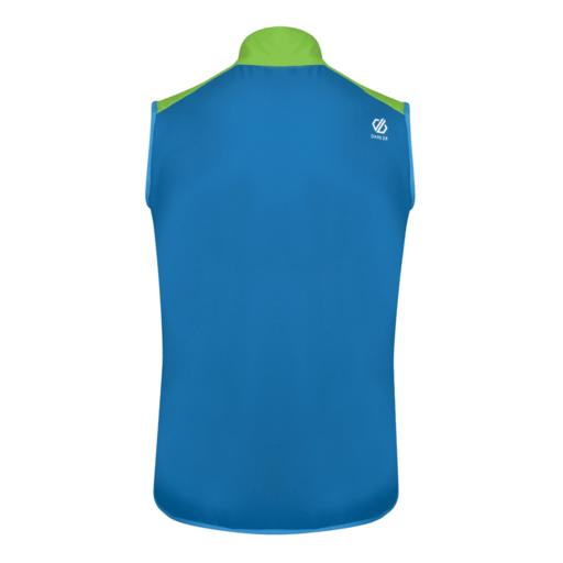 Dare 2b Men's Appertain II Softshell Vest – Atlantic Blue / Petrol Blue