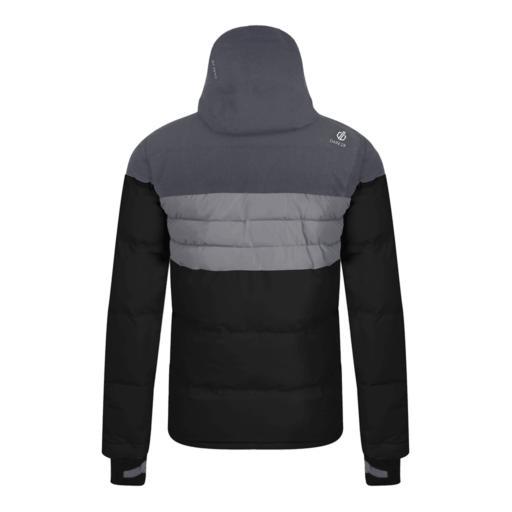 Dare 2b Men's Connate Ski Jacket – Black / Ebony Grey