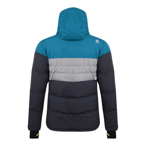 Dare 2b Men's Connate Ski Jacket – Ebony Grey / Ocean Depths