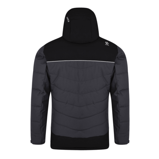 Dare 2b Men's Maxim Ski Jacket – Ebony Grey / Black