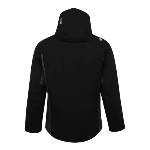 Dare 2b Men's Intermit Ski Jacket – Black / Ebony Grey