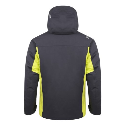 Dare 2b Men's Intermit Ski Jacket – Ebony Grey / Citron Lime