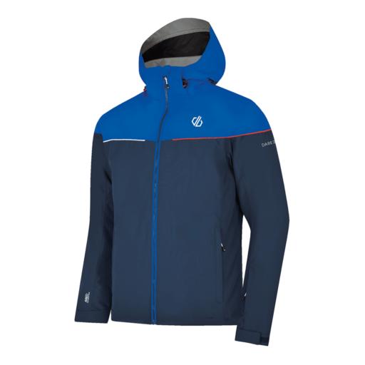 Dare 2b Men's Cohere Ski Jacket – Admiral Blue / Oxford Blue