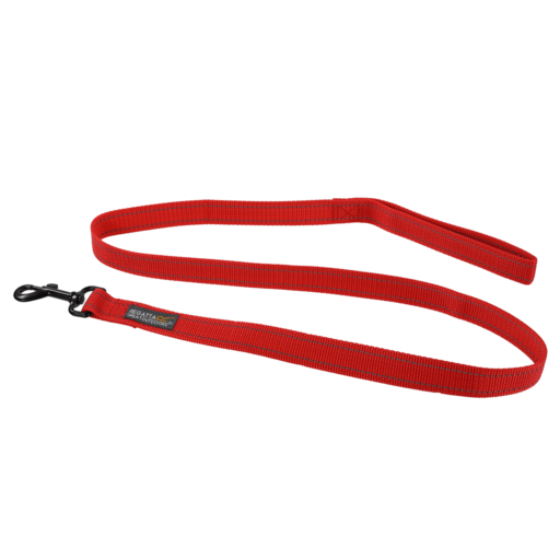 Regatta Reflective Dog Lead – Red