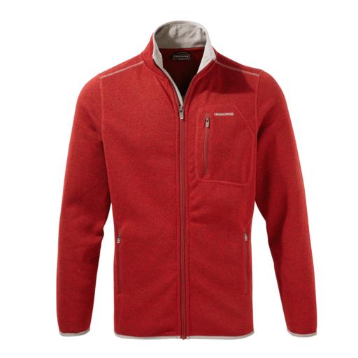 Craghoppers Men's Etna Jacket – Garnet Red