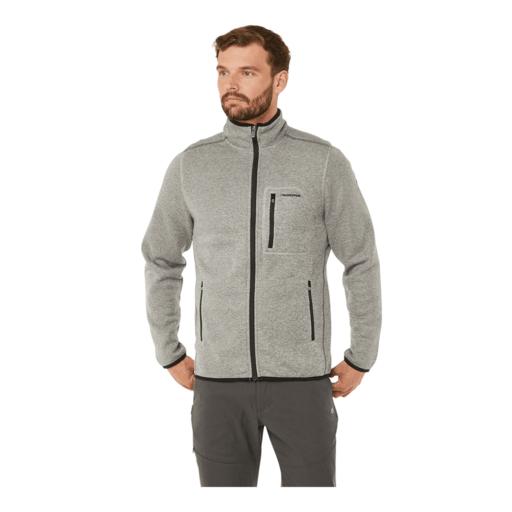 Craghoppers Men's Etna Jacket – Soft Grey Marl