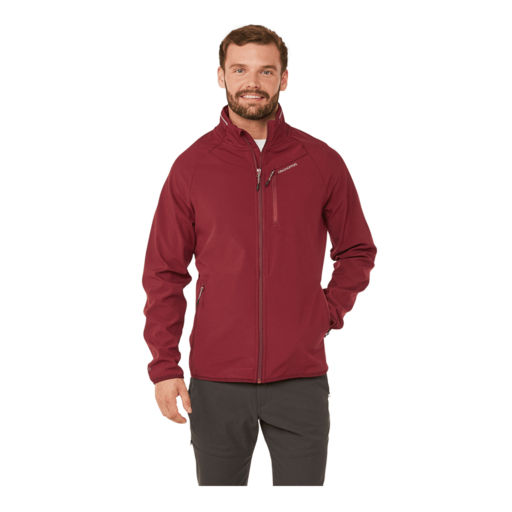 Craghoppers Men's Baird Jacket – Loganberry