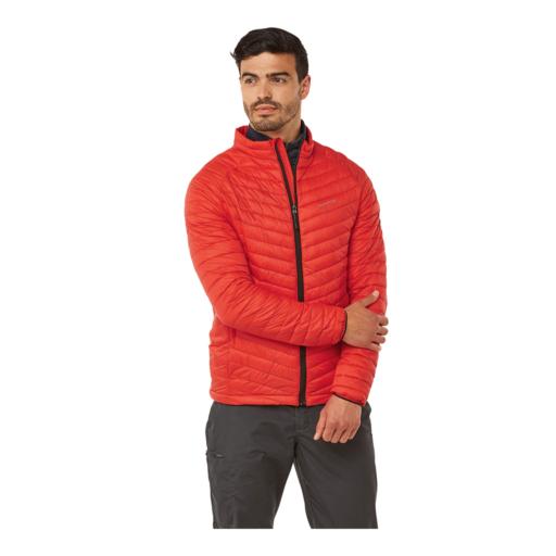 Craghoppers Men's Expolite Jacket – Aster Red