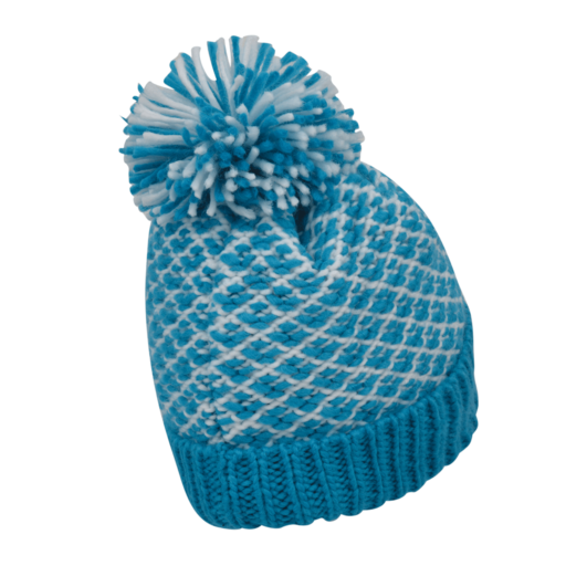 Dare 2b Women's Mystify Beanie – Freshwater Blue / White