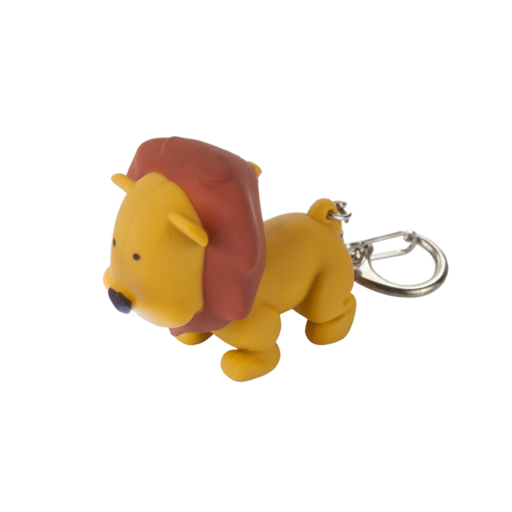 Regatta Animal Torch Keyring