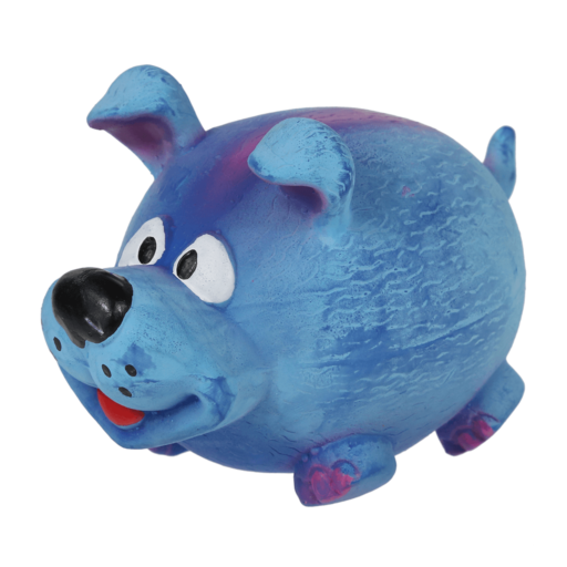 Regatta Dog Squeaker – Blue Dog