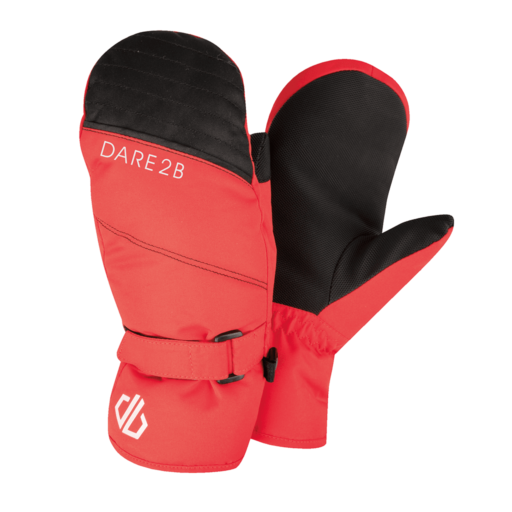 Dare 2b Kid's Roaring Mitt – Fiery Red