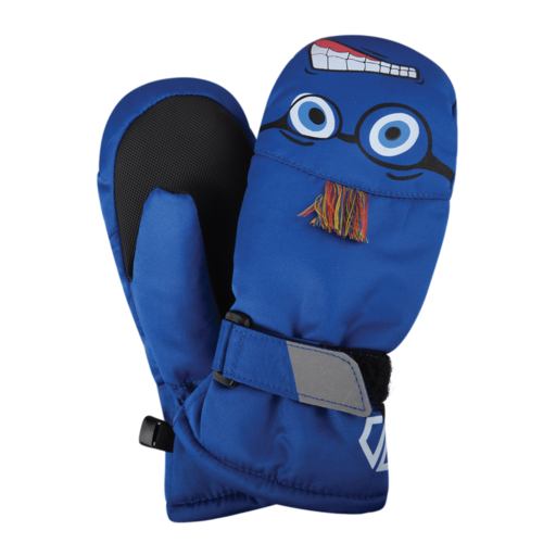 Dare 2b Kid's Brainstorm Mitt – Oxford Blue (Face)