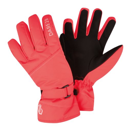 Dare 2b Kid's Impish Glove – Fiery Coral