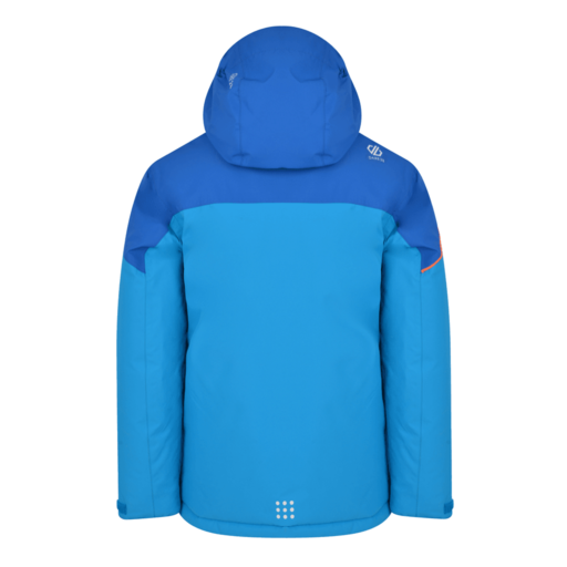 Dare 2b Kid's Oath Ski Jacket – Atlantic Blue / Oxford Blue