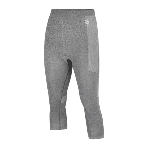 Dare 2b Men's In The Zone Base Layer 3/4 Legging – Charcoal Grey Marl