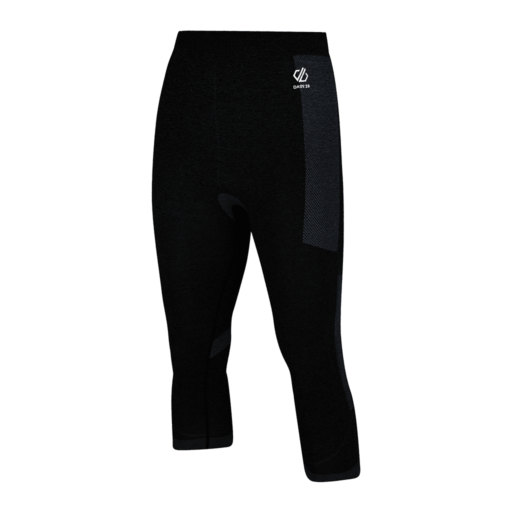Dare 2b Men's In The Zone Base Layer 3/4 Legging – Black