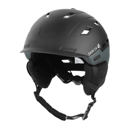 Dare 2b Adult's Lega Ski Helmet – Black