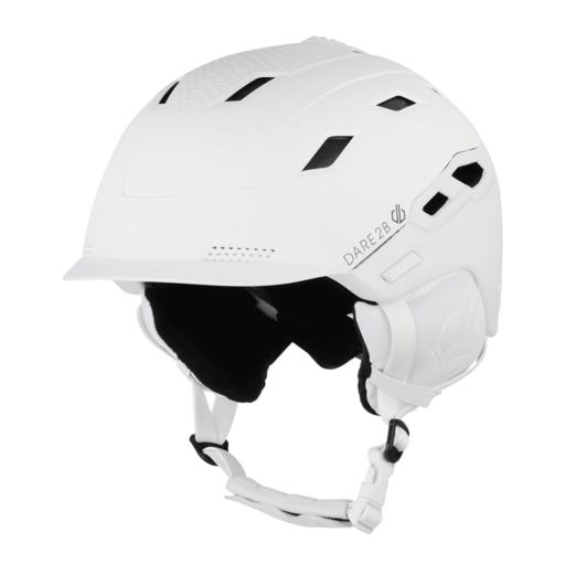 Dare 2b Adult's Lega Ski Helmet – White