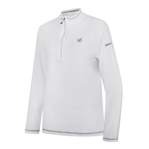 Dare 2b Women's Freeform Fleece  – White