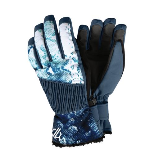 Dare 2b Women's Daring Glove – Blue Wing Cosmic Snakeskin Print
