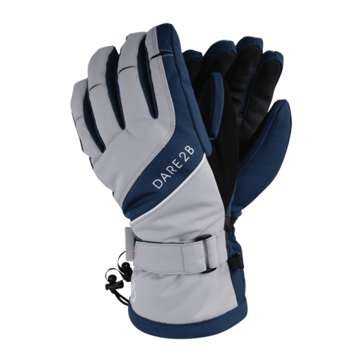 Dare 2b Women's Merit Glove – Blue Wing / Argent Grey