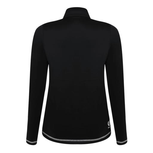 Dare 2b Women's Lowline Core Stretch Midlayer – Black