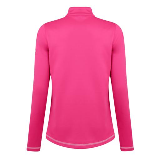 Dare 2b Women's Lowline Core Stretch Midlayer – Cyber Pink