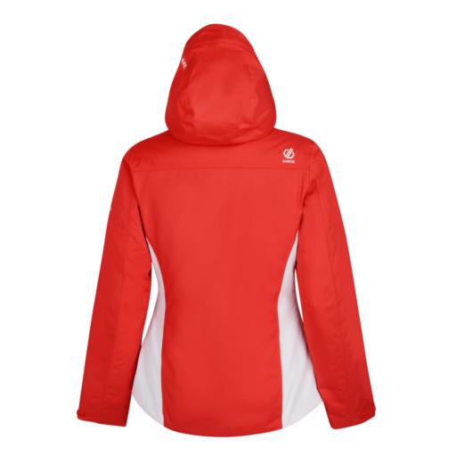 Dare 2b Women's Comity Ski Jacket – Lollipop Red