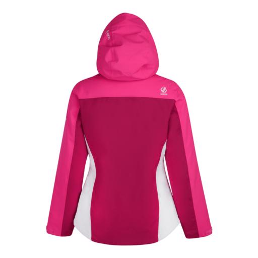 Dare 2b Women's Comity Ski Jacket – Fuchsia Pink / Cyber Pink