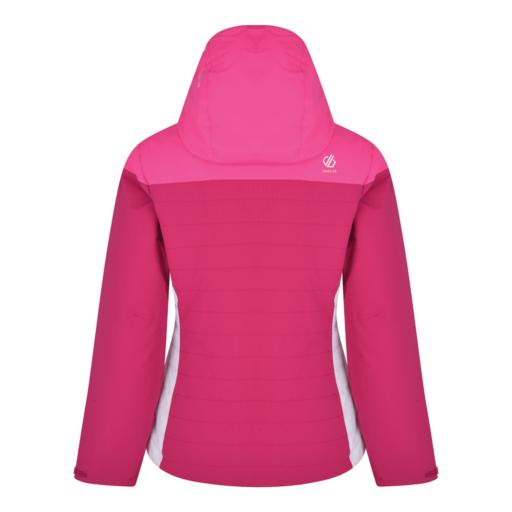 Dare 2b Women's Slightly Ski Jacket – Fuchsia Pink / Cyber Pink