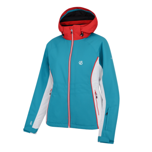 Dare 2b Women's Thrive Ski Jacket – Freshwater Blue