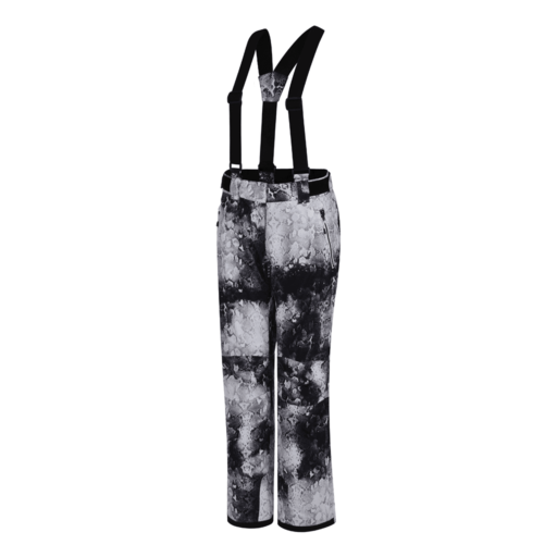 Dare 2b Women's Effused Ski Pant – Regular – Monochrome Snakeskin Print