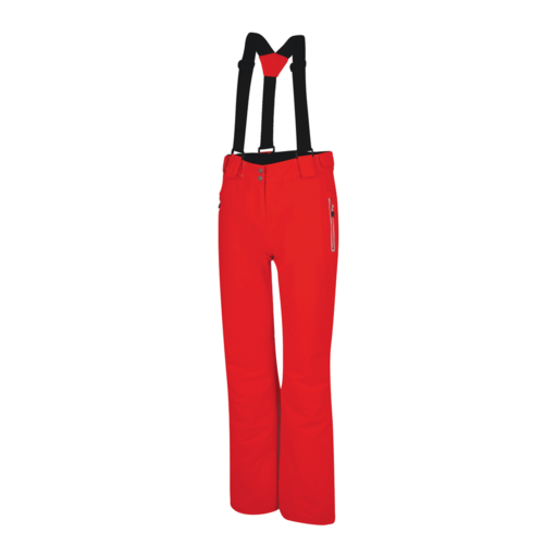 Dare 2b Women's Intrigue Ski Pant – Short – Fiery Coral