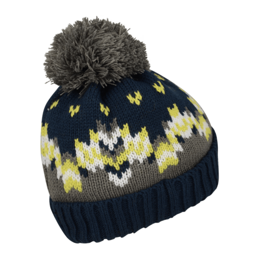 Dare 2b Kid's Agitate Beanie – Admiral Blue / Citron Lime