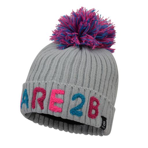 Dare 2b Kid's Indication Beanie – Argent Grey