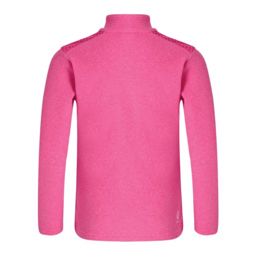 Dare 2b Kid's Mountfuse Fleece – Cyber Pink Marl