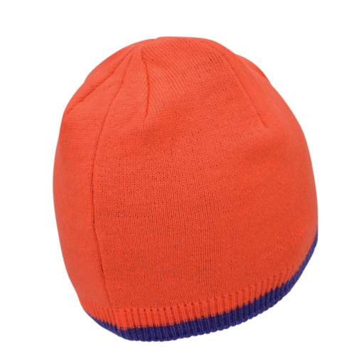 Dare 2b Kid's Frequent Beanie – Fiery Coral / Simply Purple