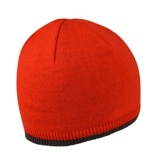 Dare 2b Kid's Frequent Beanie – Fiery Red / Ebony Grey