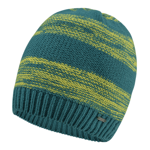 Dare 2b Men's Thesis Beanie – Ocean Depths / Citron Lime