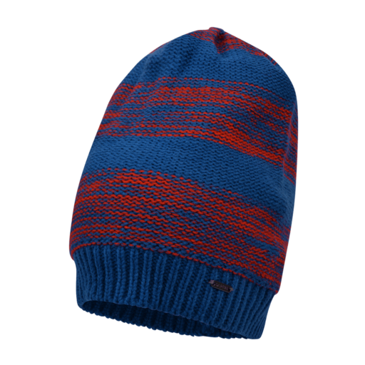 Dare 2b Men's Thesis Beanie – Oxford Blue / Fiery Red