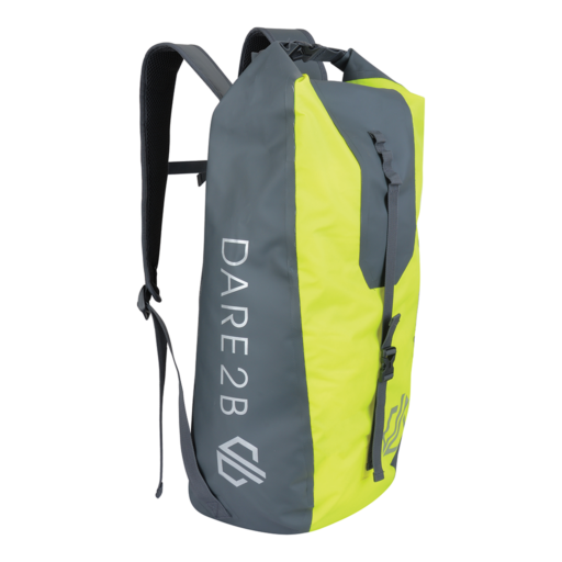 Dare 2b Ardus 30L Waterproof Backpack – Fluro Yellow / Ebony