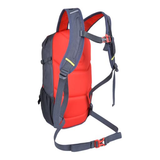 Dare 2b Vite II 20L Backpack – Quarry Blue / Fiery Red