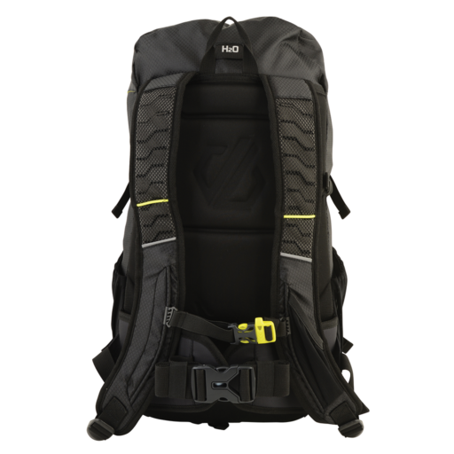 Dare 2b Vite II 25L Backpack – Black / Fluro Yellow
