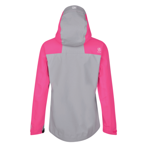 Dare 2b Women's Sierra Jacket – Cyber Pink / Argent Grey